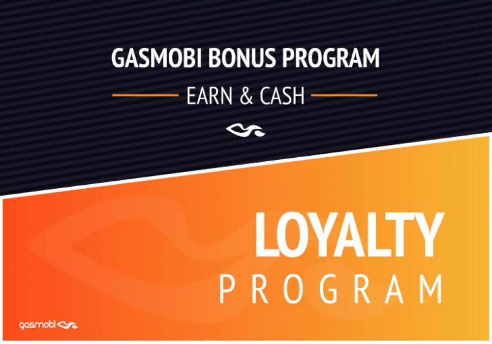 Earn & Cash in with Gasmobi's Loyalty Program!