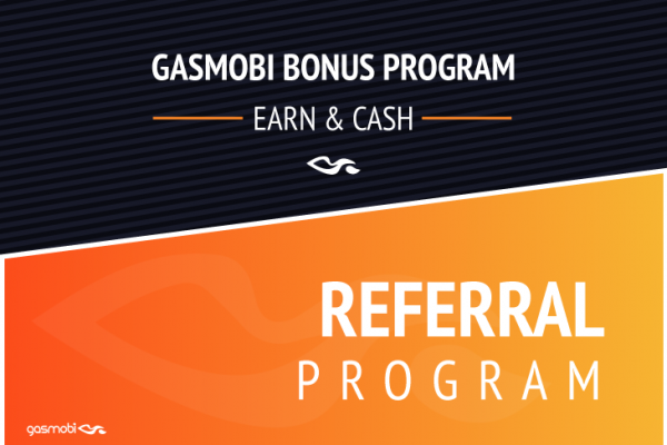 Earn & Cash in with Gasmobi's Referral Program!