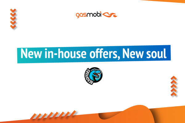 REXOFFERS - NEW IN-HOUSE OFFERS by GASMOBI