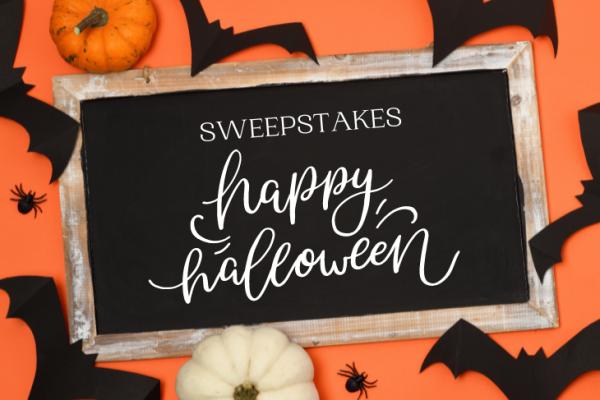 Trendy Halloween Sweepstakes